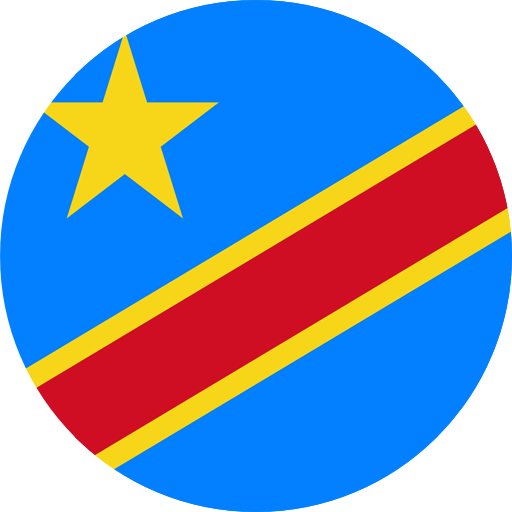 Congo The Democratic Republic flag